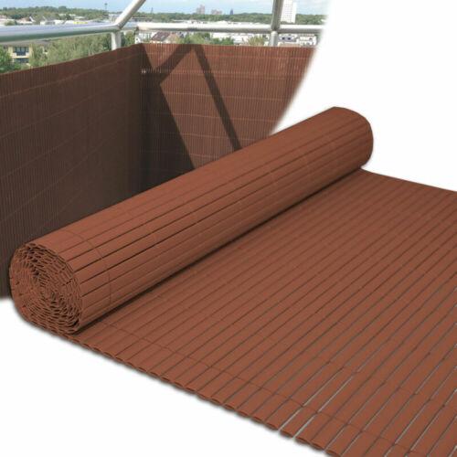 PVC Sichtschutzmatte Sichtschutzzaun Balkon Zaun Terrasse Zaun Zaun Gartenzaun