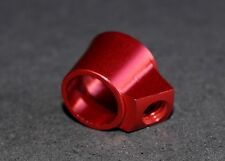 Red Aluminum Carburetor Body for Cox TeeDee 020 Model Airplane Engines