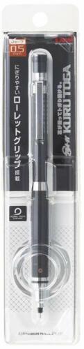 ☀ Uni Kuru Toga Pistolet Métalique 0.5mm Mécanique Crayon Japon M510171P.43 F//S