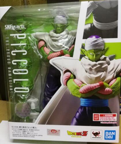 Piccolo S.H.Figuarts Dragon Ball Z Action Figure Bandai Premium SHF NEW
