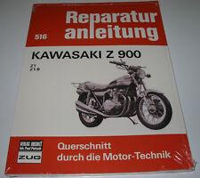 Reparaturanleitung Kawasaki Z 900 Z1 / Z1-B Motorrad Bucheli NEU!