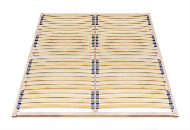 7 Zonen Lattenrost Lattenrahmen 28 Leisten DaMi Basic LGA zerlegt