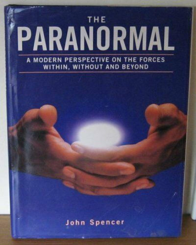 1 of 1 - The Paranormal,john Spencer