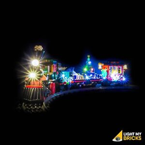 Details About Light My Bricks Led Kit For Lego Winter Holiday Train 10254