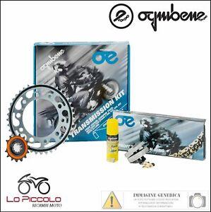 Aimable Kit Trasmissione Ognibene Catena Corona Pignone -1 Ducati Monster 1000 Ie 2003