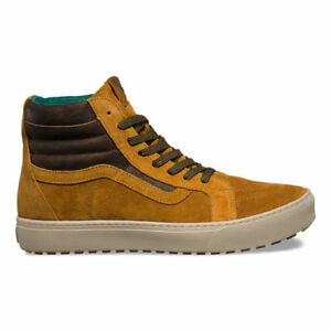 73641fa92fe973 Vans Sk8 Hi MTE Cup Cathay Hummus Men s 6.5 Women s 8 Skate Shoes ...