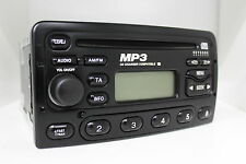 Ford 6000 MP3 CD Schwarz Original Autoradio 6000MNE Tuner 2S4J18C939BAYYE5 Radio