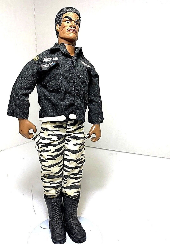 1992   Hasbro  GI Joe Action Figures  12 in.  'Stalker -  Army Ranger'
