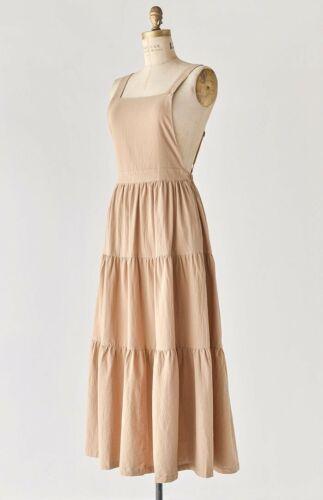 Adored Vintage Pinafore Dress