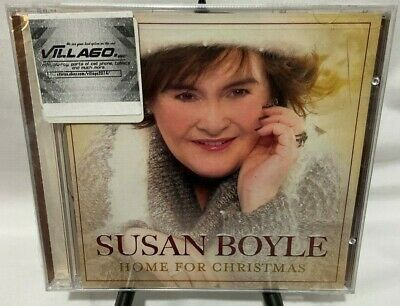 Susan Boyle - HOME FOR CHRISTMAS CD 888837447324 | eBay