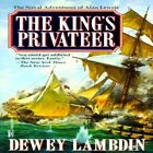 King's Privateer by Lambdin (Paperback, 2007)