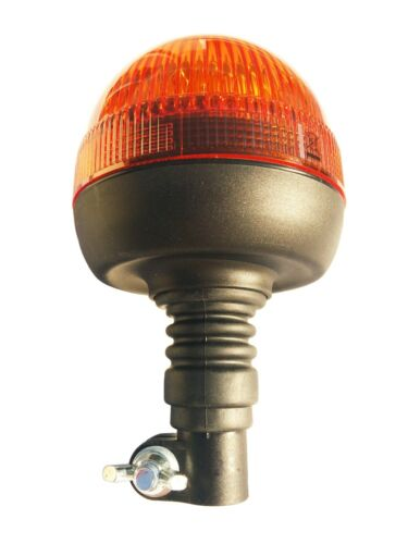 LED Rundumleuchte Warnleuchte 12V 24V R65 R10 flex Rundumkennleuchte Rotation