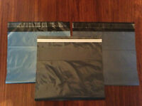 STRONG GREY / BLUE POSTAL MAILING POST PACKING MAIL BAGS