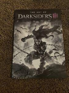 Darksiders III 3 Apocalypse Edition Art Book Only