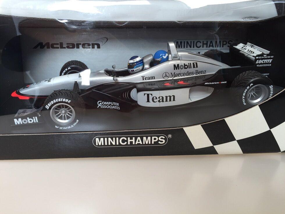 1 18 McLaren Mercedes MP4-98T Lapland 2000 Minichamps