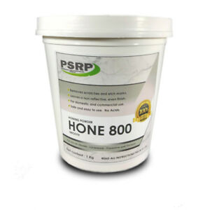 Details About Psrp Hone 800grit 1kg Honing Cleaning Powder For Travertine Marble Limestone