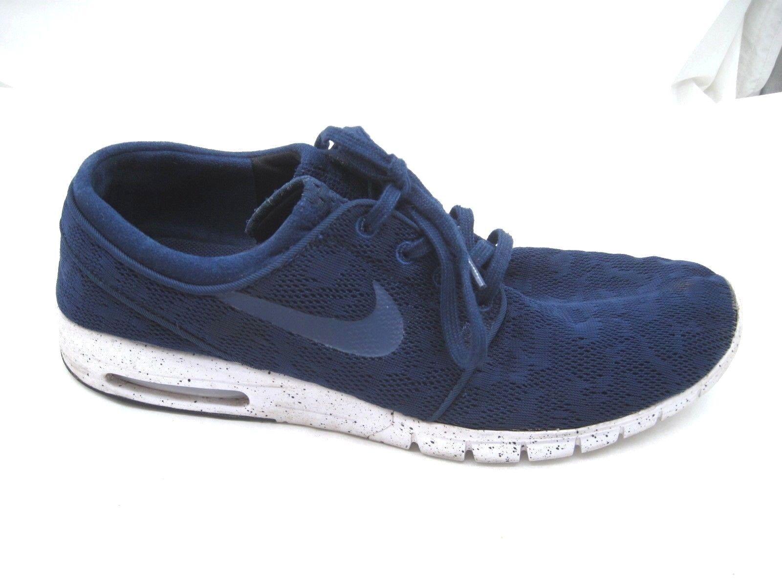 Nike stefan janoski blaue mens skateboard - skate skate skate - sportschuhe sz 11.5m 2015 034e61