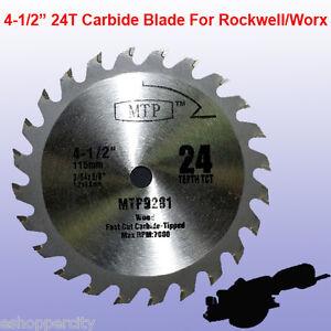 4 12 inch carbide circular saw blade for rockwell rk3441k worx la foto se est cargando 4 1 2 034 inch carbide circular saw greentooth Image collections