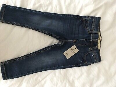 Bnwt Jeans Attillati Età 2-3-mostra Il Titolo Originale Vendite Economiche
