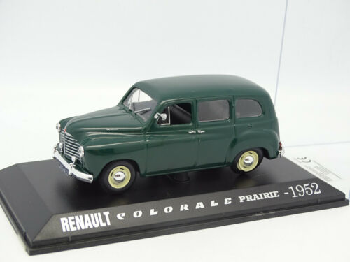 Norev Presse 1//43 Renault Colorale Prairie Verte