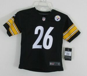790064be988 NEW ~ Nike Le Veon Bell Youth Pittsburgh Steelers Jersey. Black.  26 ...