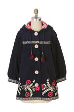 "Very Rare New Anthropologie Embroidered ""Everest Climb Parka"" Coat 4"