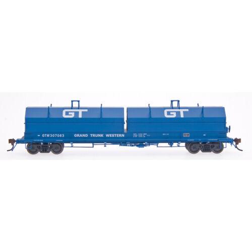 Intermountain Railway 32508-21 HO Scale Evans 100 Ton Coil Car GTW #307065