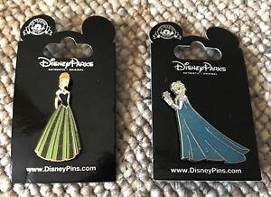 Frozen Princess Anna Dress Disney Pin 101551