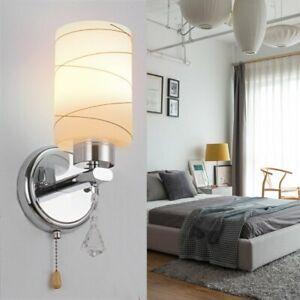 Applique Per Camera Da Letto.Audor Lampada Applique Da Parete E27 Lampadine Lampade Led Per