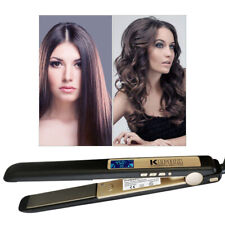 Elie Hs 039 Mini Straightener Red Dual Voltage for Worldwide