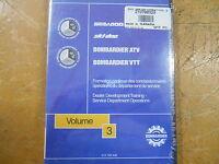 Vol.3 Seadoo Bombardier Vtt/atv 219-700-306