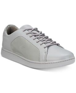 c1c07870d7a67 Lacoste golf Mens Casual Shoes Carnaby Evo Classic leather Sneaker ...