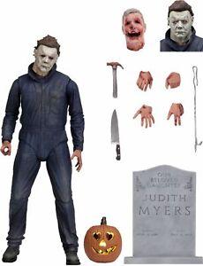 "NECA - Halloween (2018 Movie) - 7"" Scale Action Figure - Ultimate Michael Myers"