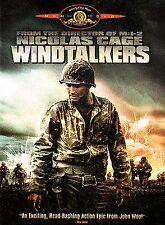 Windtalkers // Christian Slater, Nicolas Cage, Adam Beach //  NEW w/o SHRINKWRAP