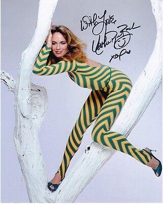 Catherine Bach Signed Photo W/ Hologram Coa Entertainment Memorabilia