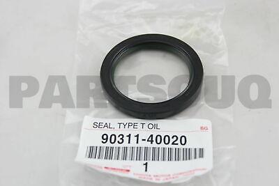 Toyota Chaser Cresta Crown Genuine Front Crankshaft Seal 90311-46001 Fits