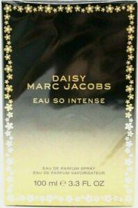 MARC JACOBS DAISY EAU SO INTENSE EAU DE PARFUM SPRAY FOR WOMEN 3.3 Oz / 100 ml