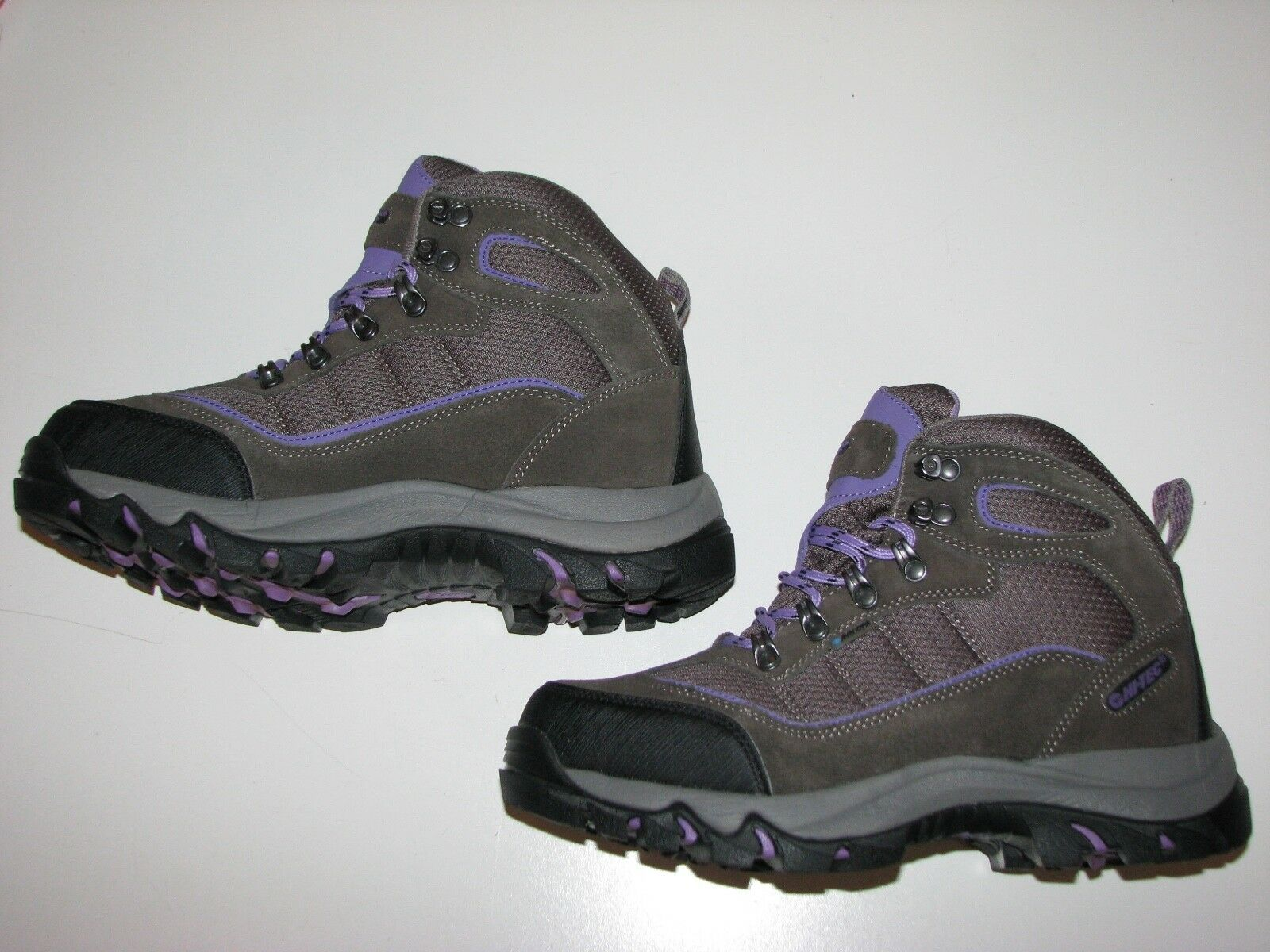 Hi-Tec Scamania Waterproof Hiking Boots, shoes sz 8.5M