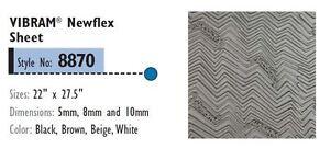 VIBRAM-8870-Newflex-Rubber-Soling-Sheet-Shoe-Repair-5-8-10mm