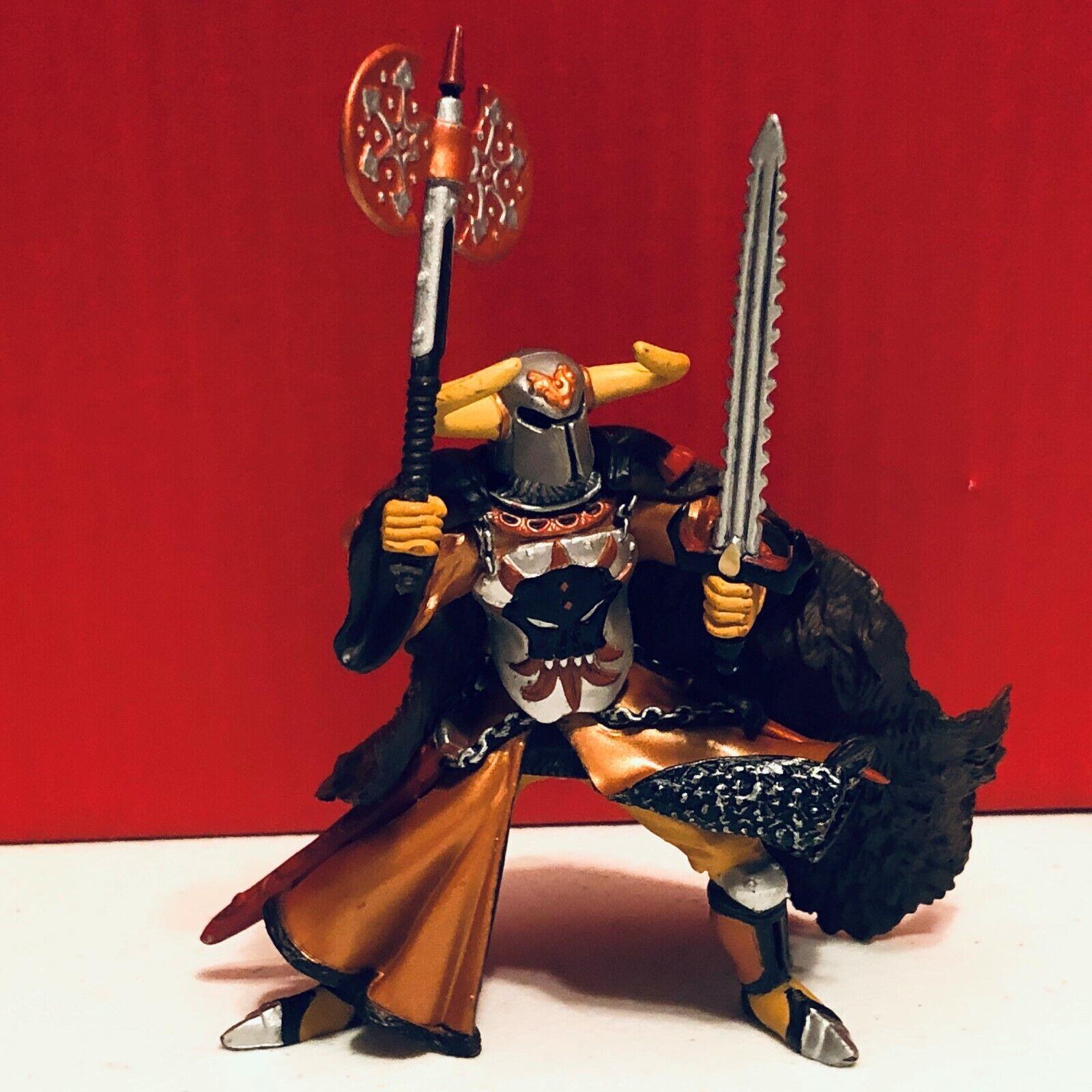 "Papo /""Dragon Warrior Figure Multi-Colour"