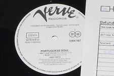 JIMMY SMITH -Portuguese Soul- LP 1973 Verve Promo Archiv-Copy mint