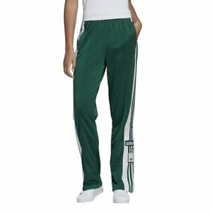 Details about adidas Adibreak Pants Green Women