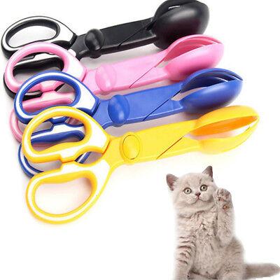 Klug Katzen Hunden Toiletten Abholen Clip Klemmer Tool Scissor Poop Reinigung
