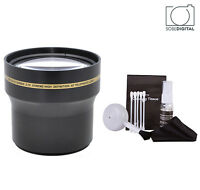58MM Telephoto Zoom Lens FOR Canon EOS REBEL T3 T3I 70D 20D T5 T5I T6 T6S T6I
