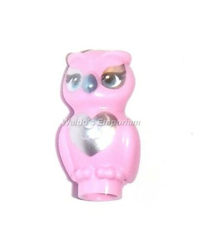 OWL from Mia/'s Cube 41408 Bright Pink Lego Friends MiniFigure Animal