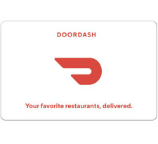 Buy a $50 DoorDash Gift Card and Get a $5 eBay Gift Card FREE! - Email Delivery