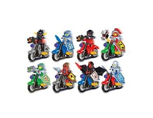 Minifigures-Ninjago-Toys-Ninja-Cole-JAY-Lloyd-Motorcycle-Set-8