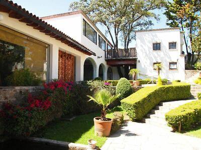 Venta o Renta/Residencia/Club de Golf Chiluca