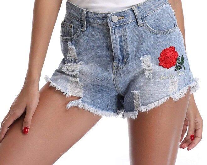 Miss Moly Women's Short avec avec avec motif fleuri taille M 9106d8