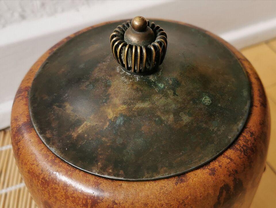 Keramik, vase, Arne Bang